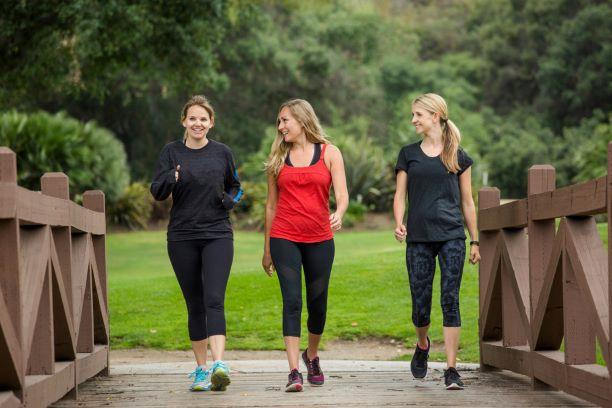 10 000 kroků denně pro zdraví - ano!