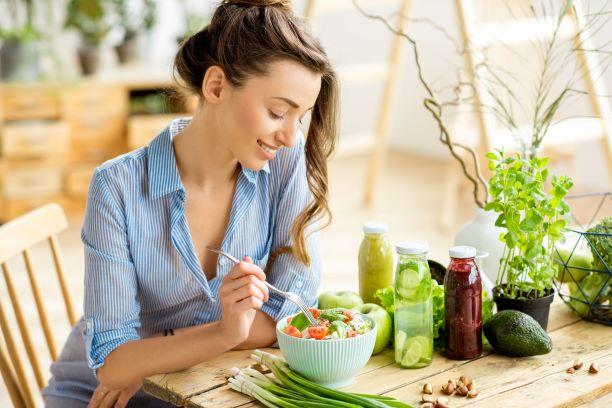 Odlehčete na jaře svůj jídelníček. Ideální čas pro zdravější stravování