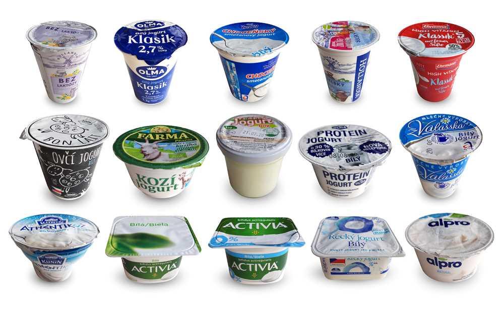 Pomáháme s výběrem - jogurty. Jaký si vybrat?